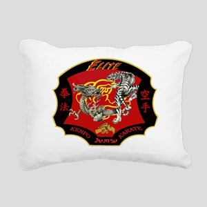 Kenpo Karate Rectangular Canvas Pillow
