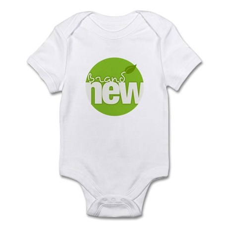 """Brand New"" Growth Infant Bodysuit"
