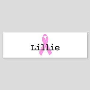 BC Awareness: Lillie Bumper Sticker