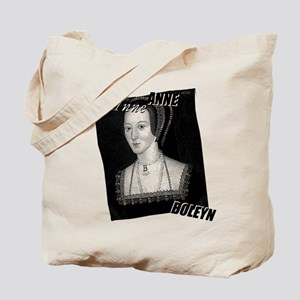 Anne Boleyn Graphic Tote Bag