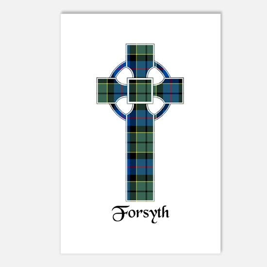 Cross - Forsyth Postcards (Package of 8)