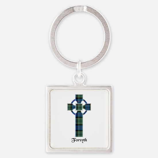 Cross - Forsyth Square Keychain