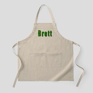 Brett Grass Apron