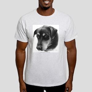Rottweiler Lab Mix Light T-Shirt