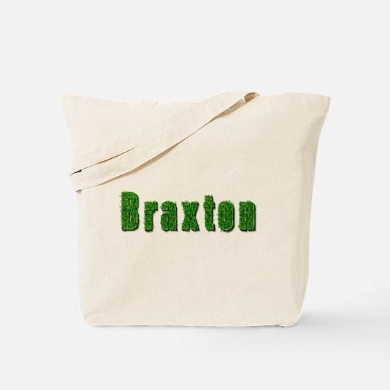 Braxton Grass Tote Bag