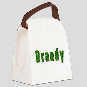 Brandy Grass Canvas Lunch Bag