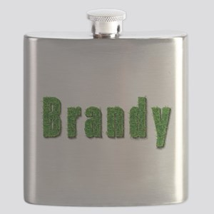 Brandy Grass Flask