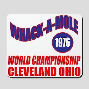 Whack-a-Mole Mousepad