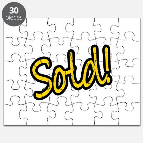 Sold! Puzzle