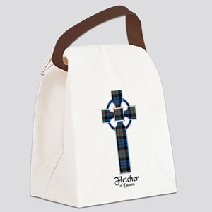 Cross - Fletcher of Dunans Canvas Lunch Bag