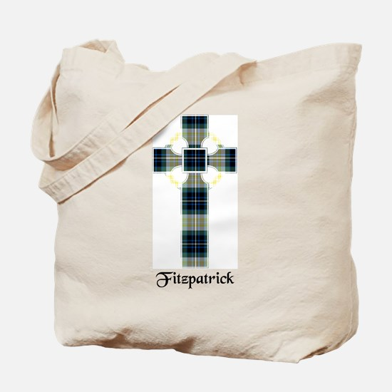 Cute Tartan name clan Tote Bag