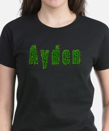 Ayden Grass Women's Dark T-Shirt