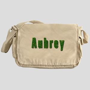 Aubrey Grass Messenger Bag