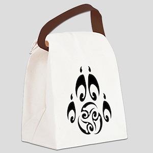 Blackwolf Majik Logo Canvas Lunch Bag