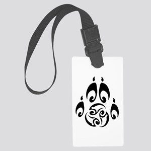Blackwolf Majik Logo Large Luggage Tag
