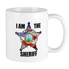 I AM THE SHERIFF Mug