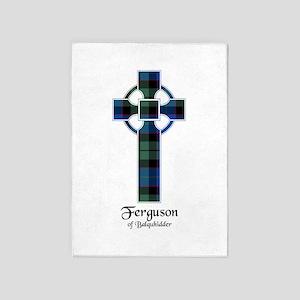 Cross - Ferguson of Balquhidder 5'x7'Area Rug