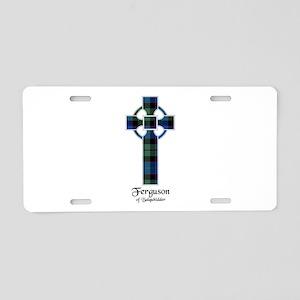 Cross - Ferguson of Balquhidder Aluminum License P