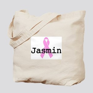 BC Awareness: Jasmin Tote Bag