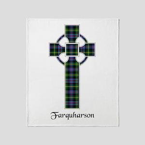 Cross - Farquharson Throw Blanket