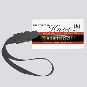 The Stafford Knot Large Luggage Tag