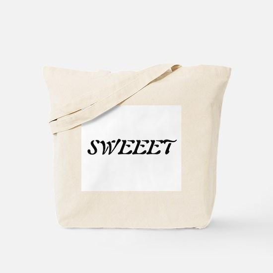 Sweeet Tote Bag
