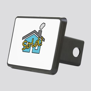 House Sold! Rectangular Hitch Cover