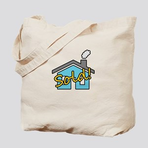 House Sold! Tote Bag
