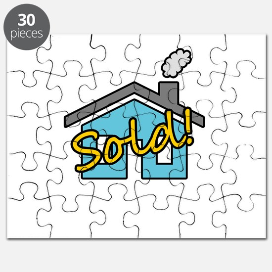 House Sold! Puzzle