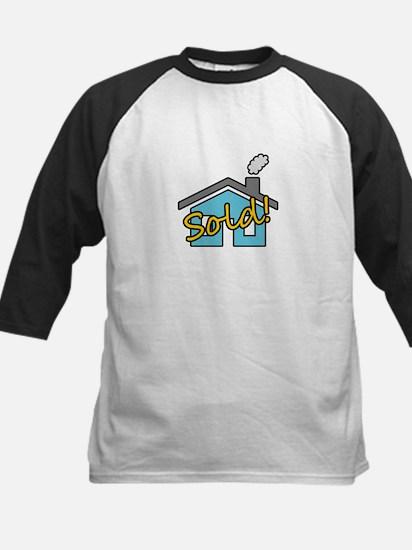 House Sold! Kids Baseball Jersey