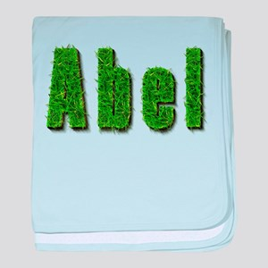 Abel Grass baby blanket