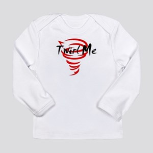 Twirl Me Long Sleeve Infant T-Shirt