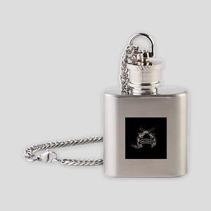 Gunslingers Flask Necklace