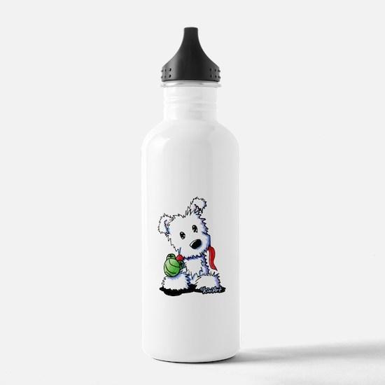 Muggles Westie Puppy Water Bottle