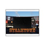 Steamtown Train Picture Frame