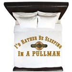Big Boy Steam Engine King Duvet
