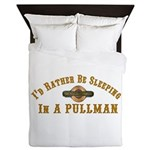 Big Boy Steam Engine Queen Duvet