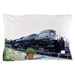 Big Boy Steam Engine Pillow Case