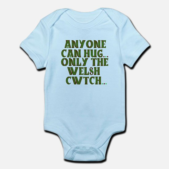 Hug & Cwtch Infant Bodysuit