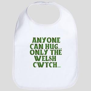 Hug & Cwtch Bib