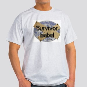 Survivor Isabel Ash Grey T-Shirt