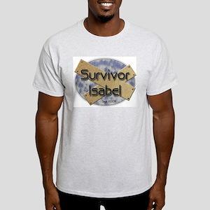 Survivor Isabel Ash Grey T-Shirt