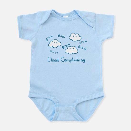 Cloud Complaining Infant Bodysuit