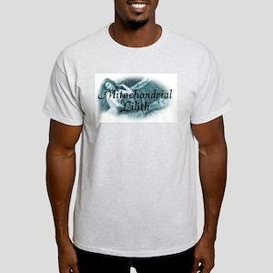 Mitochondrial Lilith Light T-Shirt