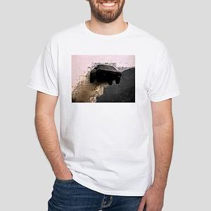 Stunt Show White T-Shirt