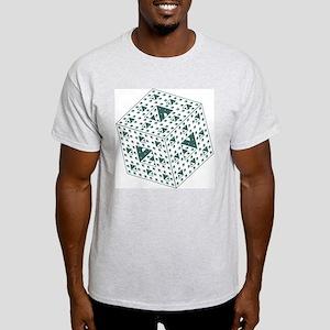 Menger Sponge Light T-Shirt
