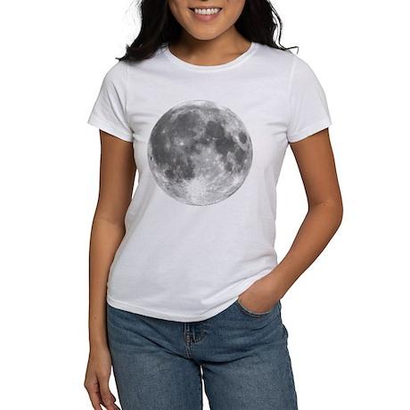 The Moon Women's T-Shirt