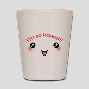 I'm So Kawaii Shot Glass