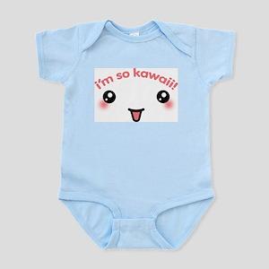 I'm So Kawaii Infant Bodysuit