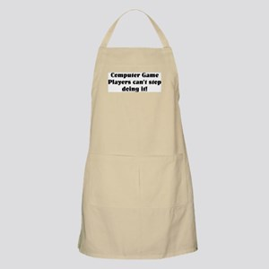 Game Players... BBQ Apron